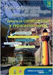 Cadena de actividades de Construcción y Reparación naval