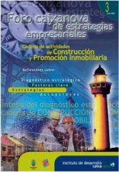 Cadena de actividades de construcción y promoción inmobiliaria
