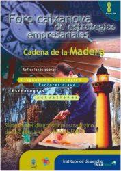 Cadena de productos transformados de la Madera
