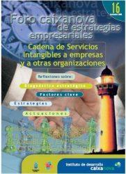 Cadena de actividades de servicios intangibles a empresas y a otras organizaciones